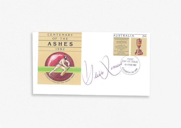 Australian Test Cricketer Envelope Signed - S. Rixon