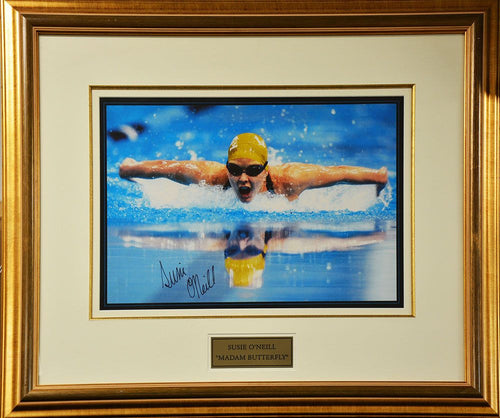Susie O'Neill Madam Butterfly Signed