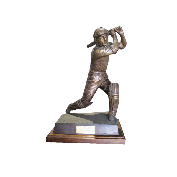 Cricketer of the Century Statue