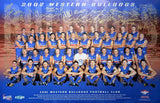Western Bulldogs 2002 Team Poster