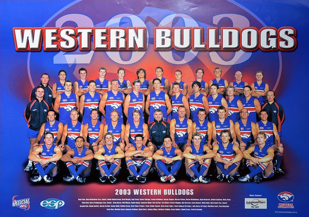 western bulldogs - photo #18