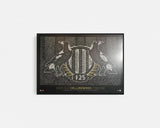 COLLINGWOOD-'Good Old Collingwood Forever' Poster Framed