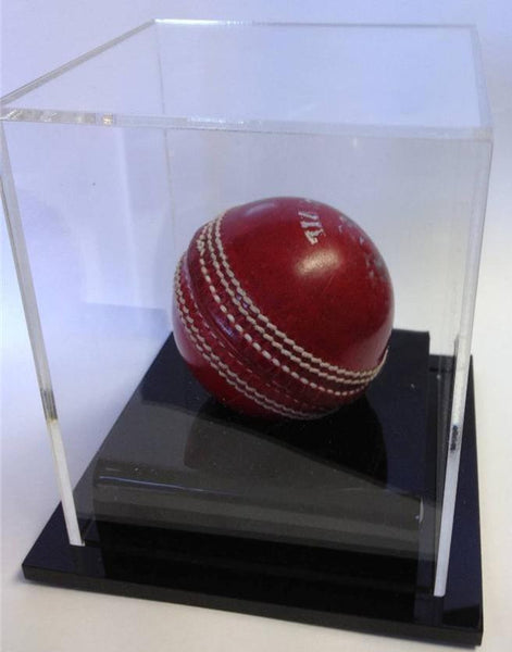 Cricket Ball Perspex Display Case