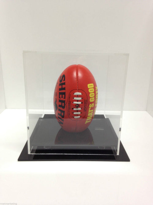 Mini AFL Perspex Display Case