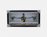 RICHMOND-Trent Cotchin Signed Wings Framed