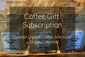 Coffee Gift Subscription