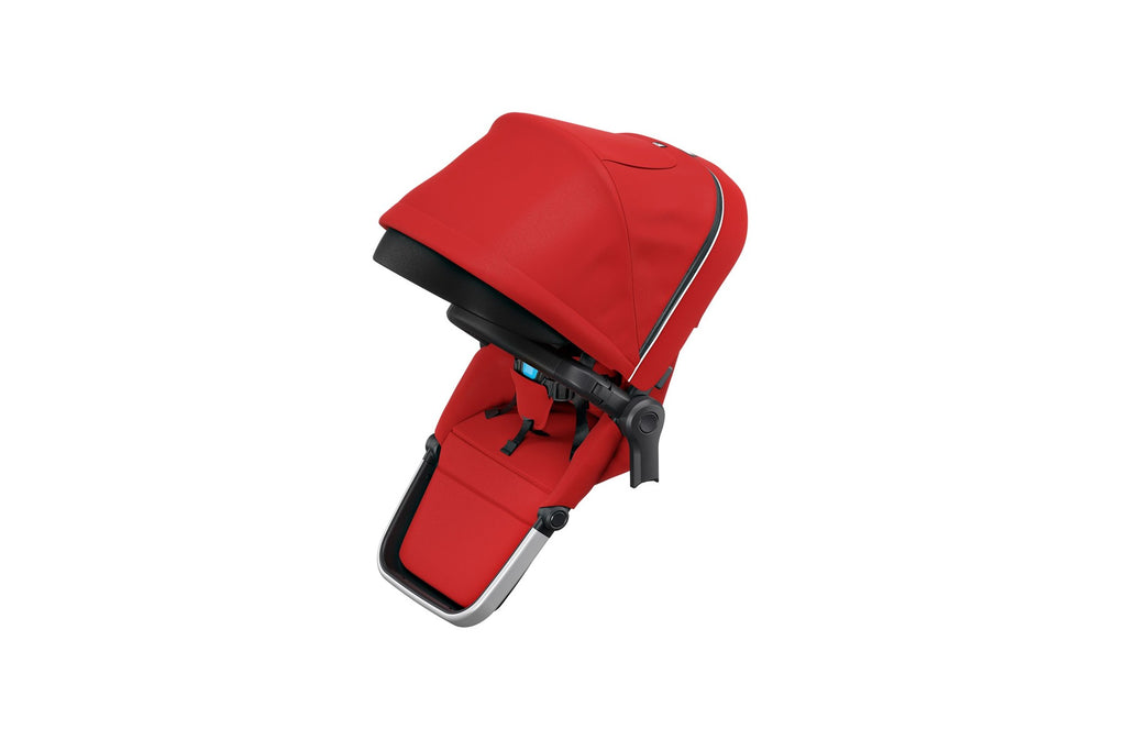 Thule Sleek Sibling Seat - Energy Red
