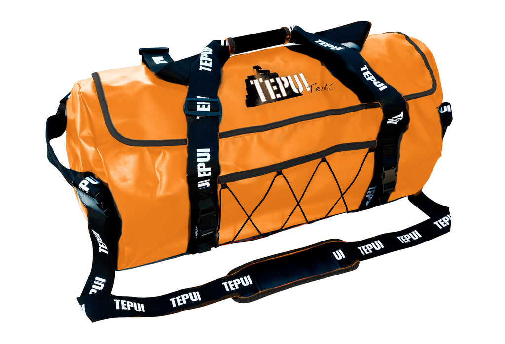Tepui Duffle Bag Small - Expedition Orange
