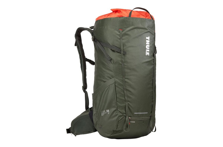 Thule Stir 35L Men's Hiking Pack - Dark Forest