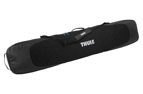 Thule RoundTrip Single Snowboard Carrier 167cm - Black