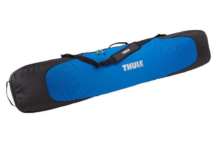 RoundTrip Single Snowboard Carrier 167cm - Black/Cobalt