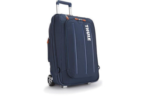 "Thule Crossover Rolling 22"" 38L Carry-On - Dark Blue"