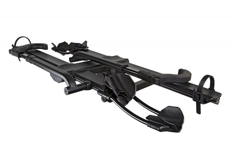 "KUAT NV Base 2.0 - 1.25"" - 2 Bike Rack - Matte Black"