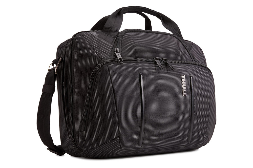"Thule Crossover 2 Laptop Bag 15.6"" - Black"