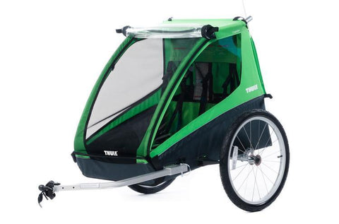 Thule Cadence2 + Cycle Kit - Green