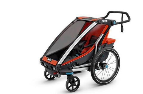 Thule Chariot Cross 1 + Cycle/Stroll - Roarange