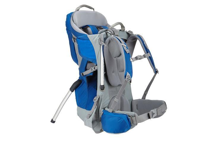 Thule Sapling Child Carrier - Slate/Cobalt