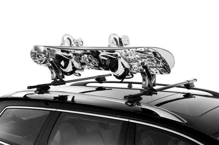 Thule 575 Universal Snowboard Carrier w/ locks
