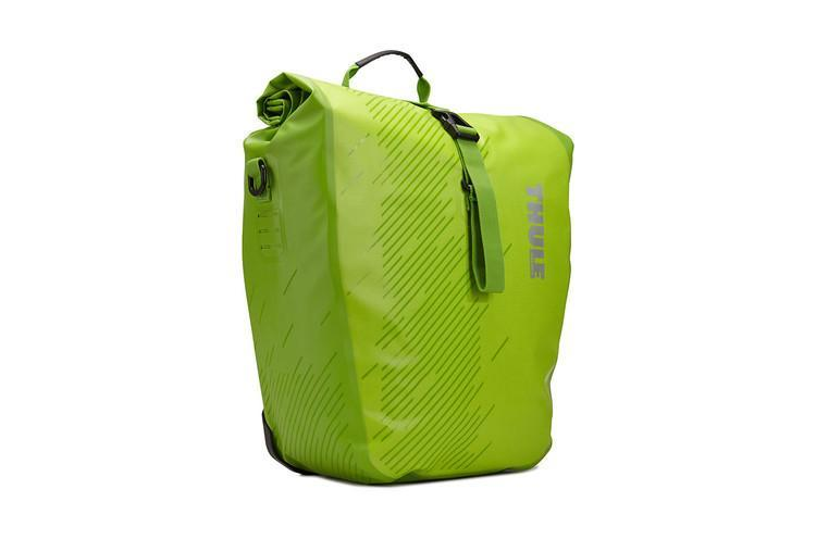 Pack n Pedal Shield Pannier Large - Chartreuse