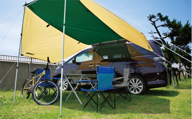 Inno-Car Side Awning