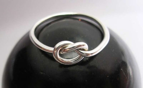 Moon Star Energy Ring in 11 Gauge Sterling Silver