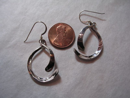 Golden Mean Mother and Child Earrings