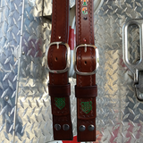 Hand-Made Leather Suspenders