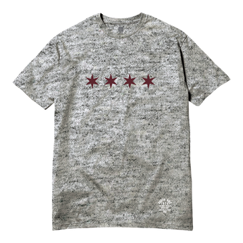 4 Star Heather T-Shirt