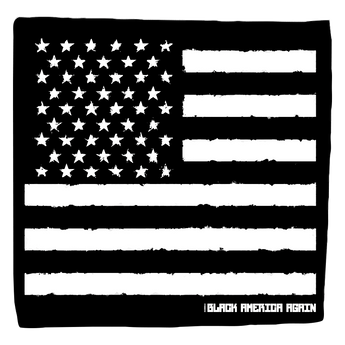 Common - American Flag Bandana