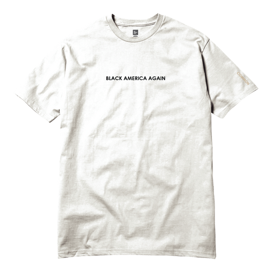 Common Black America Again Tee