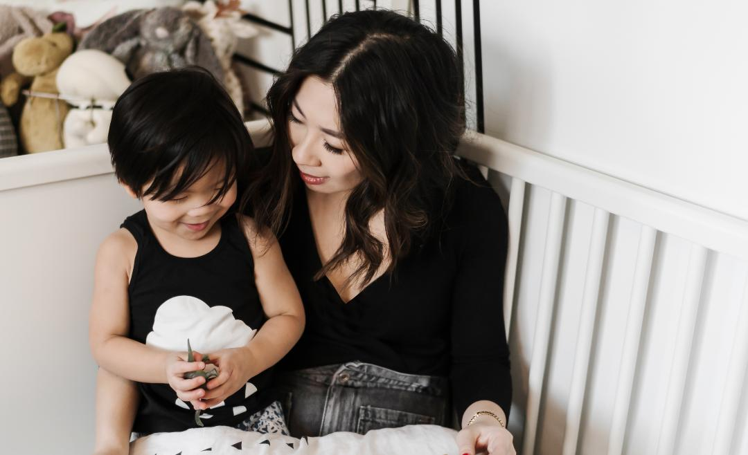 3 Things No One Expects About Motherhood