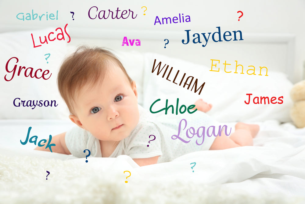 choosing a name for your child