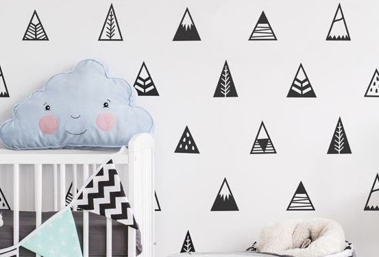 how to: choosing wall decals