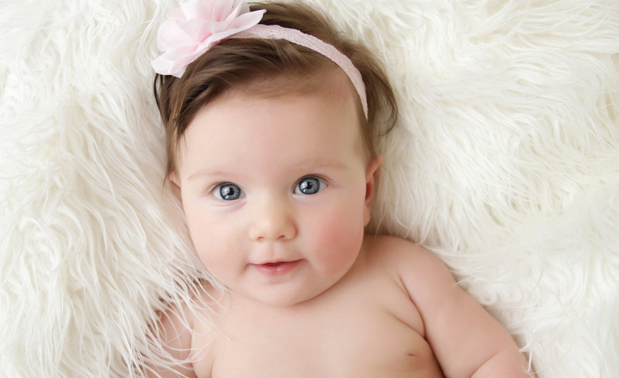 Popular Baby Girl Names in 2020