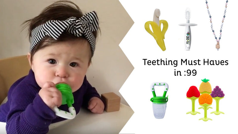 teething necklace for mom teething jewelry must haves