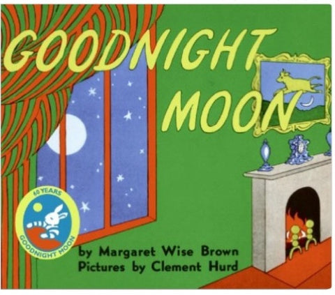 Goodnight Moon teething jewelry