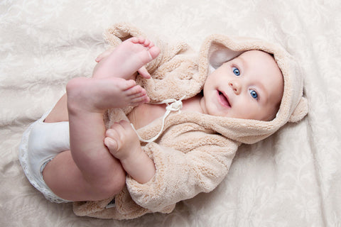 warm Baby clothing teething jewelry