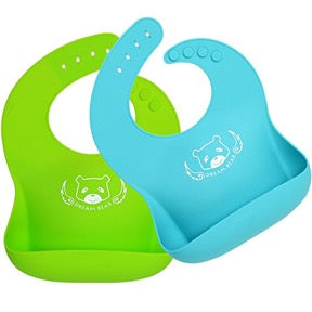 Silicone Bibs - Teething jewelry