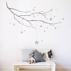 teething necklaces - wall decal