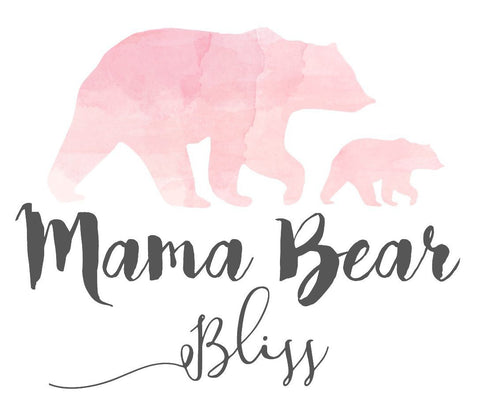 mama bear bliss - teething jewelry