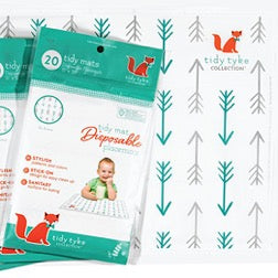 Tidy Tyke Placemats - Teething jewelry