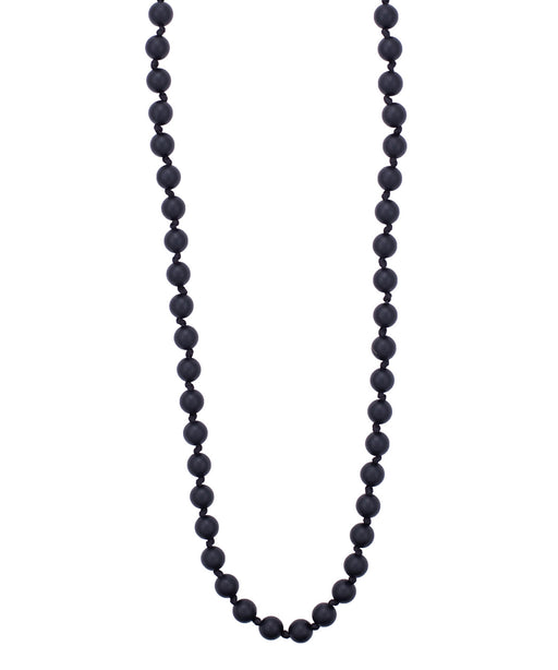 teething necklace upper east midnight