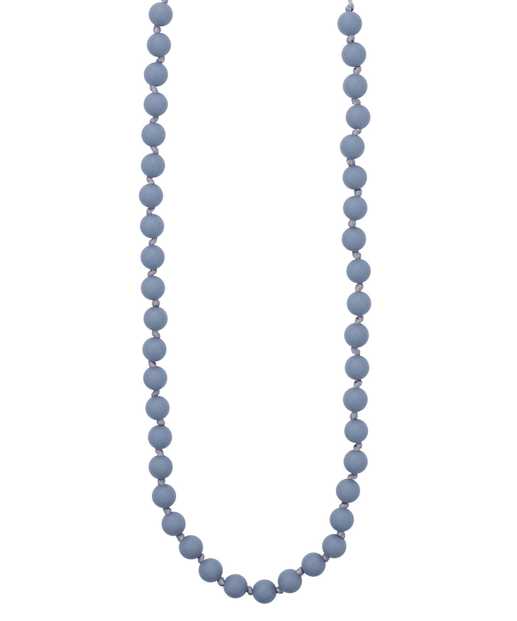 teething necklace upper east stone