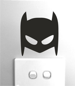 Batman Mask Decal