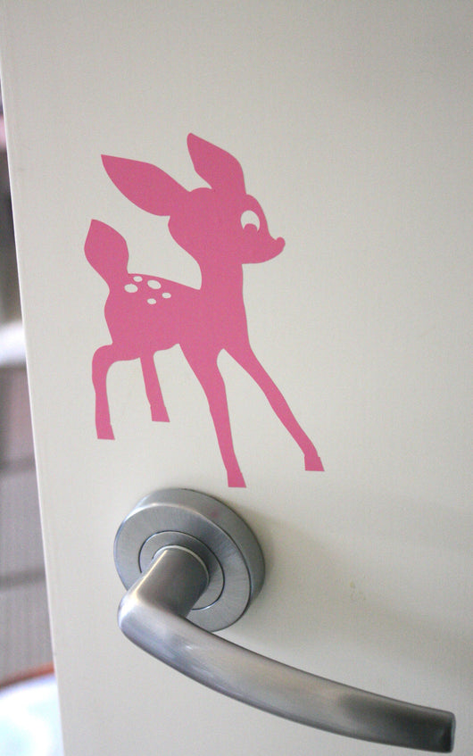 Fawn Decal