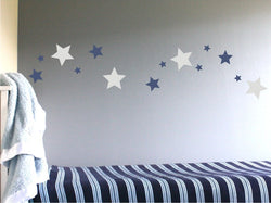 Stars Gazing Decals
