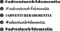 #adventureb4dementia