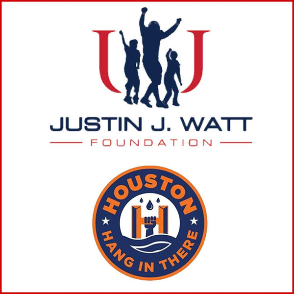 #Hang in There Houston - JJ Watt Foundation Hurricane Harvey Relief Efforts