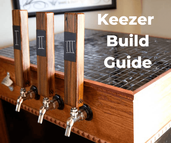 Keezer Build Guide for the DIY Homebrewer