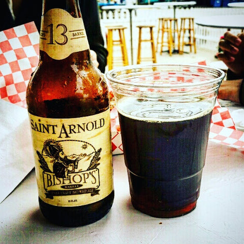 Saint Arnold Brewing Company Bishop's Barrel #13